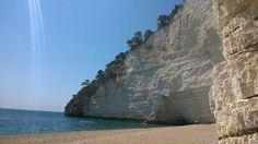 Holidays in Italy :) Vignanotica Beach ;)