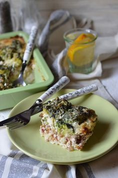 Brokkolis rakott tészta My Recipes, Potato Salad, French Toast, Potatoes, Breakfast, Ethnic Recipes, Food, Diet, Morning Coffee