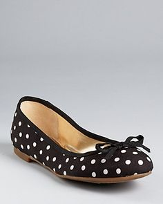 GUESS Flats - Erwyn Ballet with Bow | Bloomingdale's