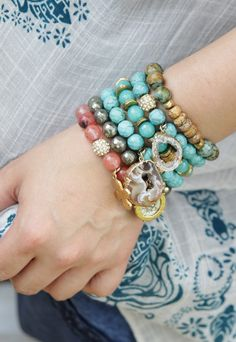 BOHO STACKERS - Junk GYpSy co.