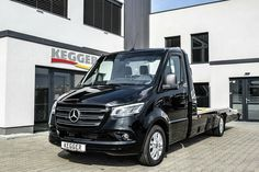 Mercedes Sprinter 907 LOW RACE PAKIET #kegger #mercedes #newsprinter #carrecovery