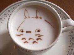 Totoro! Amazing!
