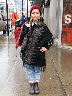 Toronto Street Style: Ailyn