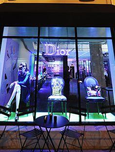 dior pop-up shop [miami] #IRDC