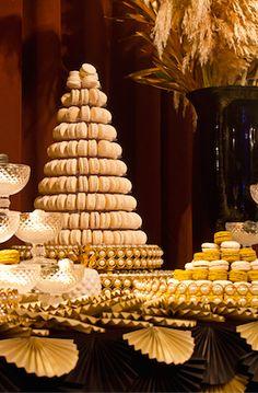 Torre de Macarons - May Macarons