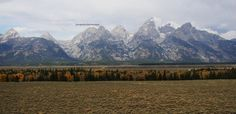 TETON AUTUMN PHOTOGRAPH glossy print by JunqueInTheTrunque on Etsy, $25.00