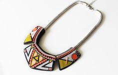 Dijon Punch – Necklace | VeruDesigns, LLC