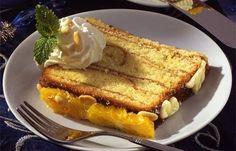 Orangen-Baumkuchen - Baumkuchen: So gelingt die beliebte Weihnachtsspezialität