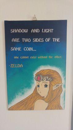 Zelda quote