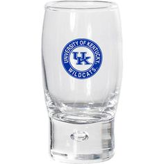 Product: University of Kentucky Wildcats 2 oz. Collector Glass