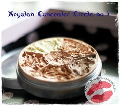 Kryolan Concealer Circle no 1 - Magiczne kółko / Magic wheel | Greatdee Blog - Thank God I'm a Woman