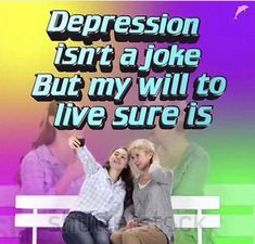 Depression isn't a joke but my will to live sure is All Meme, Stupid Funny Memes, Funny Relatable Memes, Haha Funny, Memes Humor, Dankest Memes, Reaction Pictures, Funny Pictures, Response Memes