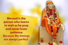 Happy Morning Quotes, Morning Greetings Quotes, Sai Baba Pictures, God Pictures, Sai Baba Miracles, Shirdi Sai Baba Wallpapers, I Love You God, Sai Baba Quotes, Sathya Sai Baba