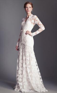 Temperley London Bridal Guinevere dress (£4,400)