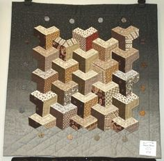 Modern Art Quilts | Stitchin' Post in Sisters: Sisters Outdoor Quilt Show