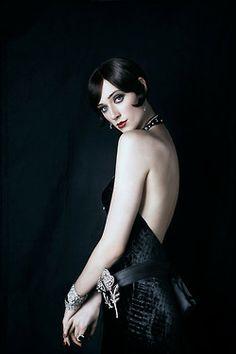 Elizabeth Debicki as Jordan Baker, The Great Gatsby.