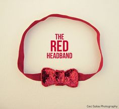 Taylor always knows how to complete an outfit with a RED Headband!! <3
