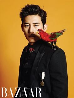It seems that in the final days of filming for Empire of Gold, Go Soo was able to free up some time to pose for the October issue of Harper's Bazaar Korea. Check out his shots for the zine! Go Soo, My Fair Lady, Older Men, Harpers Bazaar, Man In Love, Back Home, Korean Actors, The Past, Handsome