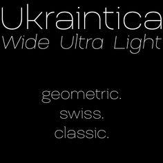 Ukraintica by Sergiy Tkachenko, via Behance