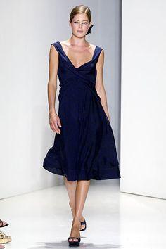 Donna Karan Spring 2006 Ready-to-Wear Fashion Show - Gemma Ward