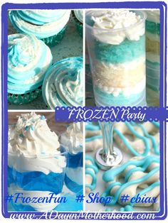 Disney FROZEN Party treats