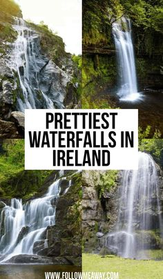 10 Prettiest Waterfalls In Ireland You Must See, Ireland Hiking, Ireland Travel Guide, Europe Travel Tips, Places To Travel, Budget Travel, Travel Guides, Oh The Places You'll Go, Places To Visit, Ireland Destinations