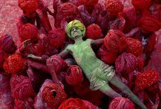 McCurry, Holi Festival, India
