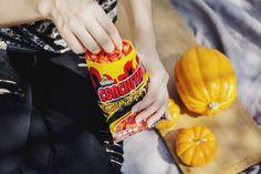 Conchitas Súper Piccas perfectas para compartir una tarde especial.❤ #Conchitas #SuperPiccas #ricas #deliciosas #otoño #corn #botana