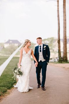 These two wed on the hottest day of the year so far, with Fermanagh resembling California! Irish Wedding, 2 Instagram, White Bridal, Photography Portfolio, Hot Days, Bridal Boutique, Got Married, Her Hair, Bridal Dresses