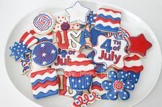 4th of July!! | Cookie Connection
