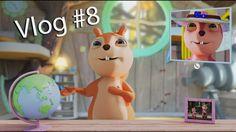 Alice nel Bosco Vlog#5 Con Marta nella terra dei canguri 🐿 🐾  Cartoni an...