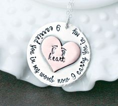 Infant Loss Necklace  Memorial Necklace  by 3LittlePixiesShoppe #infantdeath #infantloss #childloss #bereavement #miscarriage #memorialjewelry