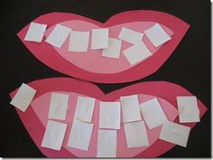 Smile craft for dentist - Dental Care Daycare Crafts, Classroom Crafts, Toddler Crafts, Kids Crafts, Dentist Art, Pediatric Dentist, Community Helpers Crafts, Sport Nutrition, Nutrition Poster