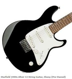 Starfield 1990s Altair 12 String