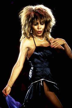 Tina Turner - Break Every Rule Concert - 1987