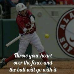 Fav softball quote