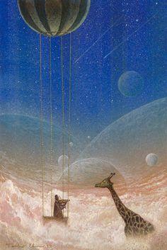 Dreamy state by *Ebineyland on deviantART ~ Toshio Ebine
