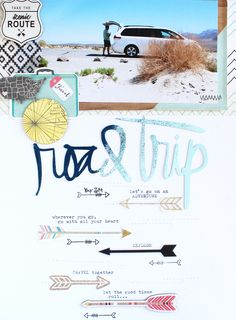 Steffi Ried Layout for the June Challenge by In The Scrap