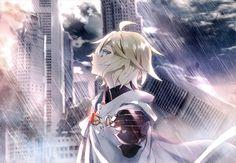 Hyakuya Mikaela | Owari no Seraph / Seraph of the End | Artist: わもた [pixiv]