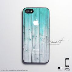 iPhone 5 case iPhone 5 cover case for iPhone 5 mint by Decouart, $18.99