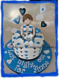 Bachelor cake !!!