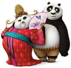 Kung Fu Panda 3 PNG Clip-Art Image
