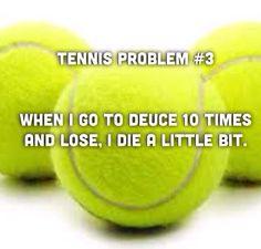 #TennisProbs