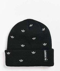 adidas Beanies | Zumiez Adidas Beanie, Adidas Cap, Beanie Outfit, Beanie Hats, Stevie Nicks Young, Cool Beanies, Expensive Clothes, Black Beanie, Shell Crafts