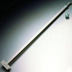 First Watch 1275 Telescoping Aluminum Patio Sliding Door Locking Security  Bar Aluminum Sliding Door Hardware Lock