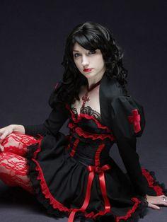 Sexy Goth Chicks - Gallery www.mediaviolenceinc.com