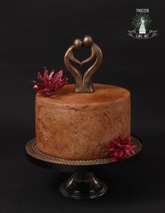 Together - cake by Twister Cake Art