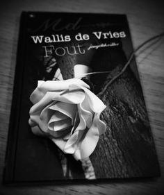 #boekperweek 9/53 Fout - Mel Wallis de Vries, jeugdthriller