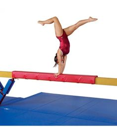 c4f39e684b80 The Mancino beam safety wrap gives your gymnasts confidence while providing  security and shock absorption during. Mancino Mats