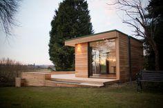 Image result for casette in legno per giardino di design